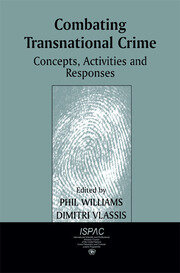 Combating Transnational Crime - 1st Edition book cover