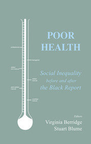 Poor Health - 1st Edition book cover
