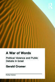 A War of Words - 1st Edition book cover