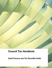 Council Tax Handbook - 1st Edition book cover