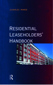 Residential Leaseholders Handbook - 1st Edition book cover