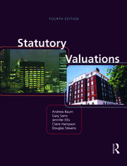 Statutory Valuations - 4th Edition book cover