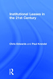 Institutional Leases in the 21st Century - 1st Edition book cover