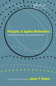 Principles Of Applied Mathematics - 1st Edition book cover