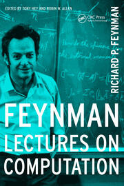 Feynman Lectures On Computation - 1st Edition book cover