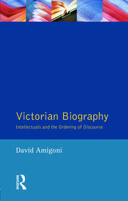 Victorian Biography - 1st Edition book cover