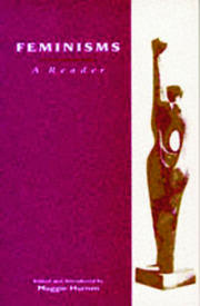Feminisms - 1st Edition book cover