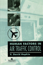Human Factors In Air Traffic Control - 1st Edition book cover