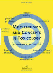 Mechanisms and Concepts in Toxicology - 1st Edition book cover
