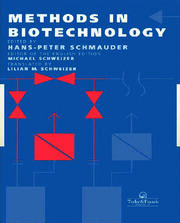 Methods In Biotechnology - 1st Edition book cover