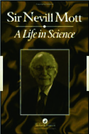 A Life In Science - 1st Edition book cover