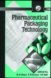 Pharmaceutical Packaging Technology - 1st Edition book cover
