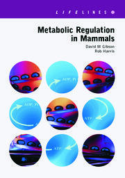 Metabolic Regulation in Mammals - 1st Edition book cover