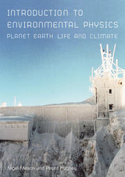 Introduction to Environmental Physics - 1st Edition book cover