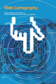 Web Cartography - 1st Edition book cover