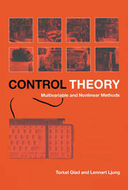 Control Theory - 1st Edition book cover
