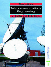 Telecommunications Engineering - 3rd Edition book cover