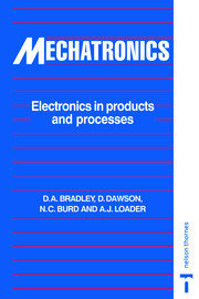 Mechatronics - 1st Edition book cover
