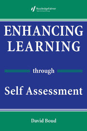 Enhancing Learning Through Self-assessment - 1st Edition book cover