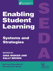 Enabling Student Learning : Systems and Strategies - 1st Edition book cover
