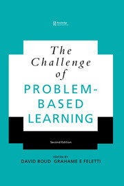 The Challenge of Problem-based Learning - 1st Edition book cover