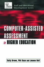 Computer-assisted Assessment of Students - 1st Edition book cover