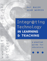 Integr@ting Technology in Learning and Teaching - 1st Edition book cover
