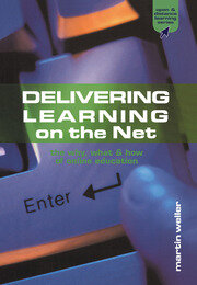 Delivering Learning on the Net - 1st Edition book cover
