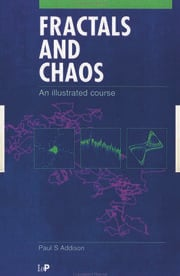 Fractals and Chaos: An illustrated course