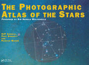 The Photographic Atlas of the Stars - 1st Edition book cover