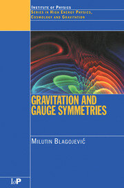 Gravitation and Gauge Symmetries