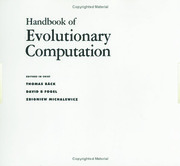 Handbook of Evolutionary Computation
