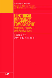 Electrical Impedance Tomography - 1st Edition book cover