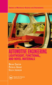 Automotive Engineering: Lightweight, Functional, and Novel Materials
