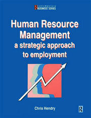 Human Resource Management - 1st Edition book cover
