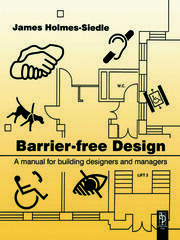 Barrier-Free Design - 1st Edition book cover