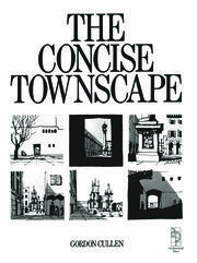 Concise Townscape - 1st Edition book cover