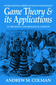 Game Theory and its Applications - 1st Edition book cover