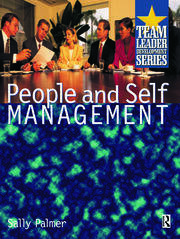People and Self Management - 1st Edition book cover