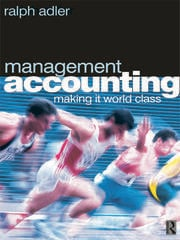 Management Accounting - 1st Edition book cover