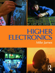 Higher Electronics - 1st Edition book cover