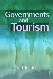 Governments and Tourism - 1st Edition book cover