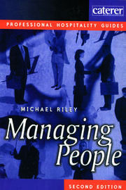 Managing People - 2nd Edition book cover