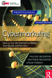 Cybermarketing - 2nd Edition book cover