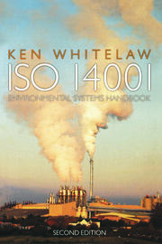ISO 14001 Environmental Systems Handbook - 2nd Edition book cover