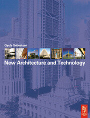 New Architecture and Technology - 1st Edition book cover