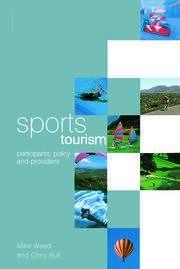 Sports Tourism - 1st Edition book cover
