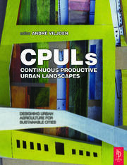 Continuous Productive Urban Landscapes - 1st Edition book cover