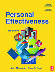 Personal Effectiveness - 3rd Edition book cover