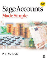 Sage Accounts Made Simple - 2nd Edition book cover